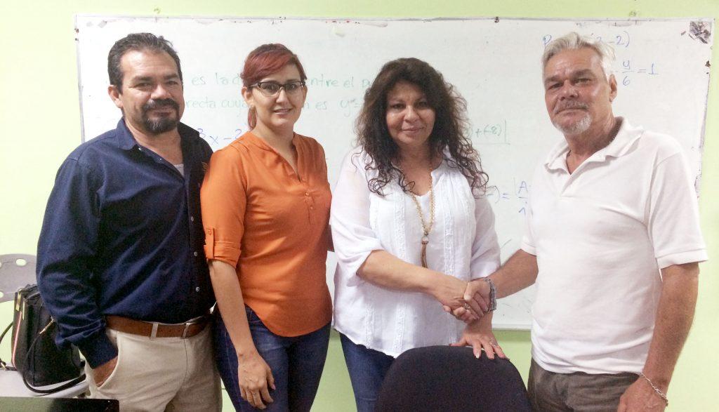 JOSEFINA CHIQUETTE PONCE NUEVA PRESIDENTA DEL CIAAP