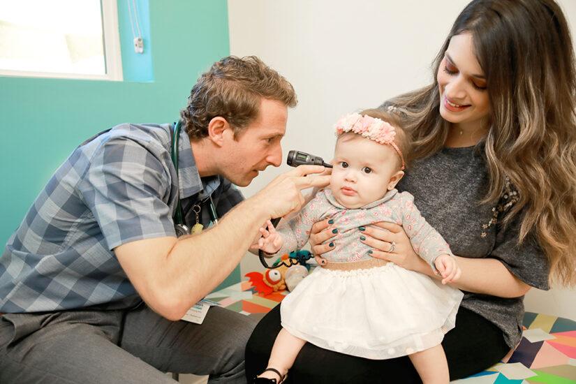 Nuevo centro de excelencia  médica para la niñez en Douglas
