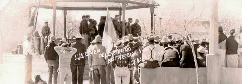 Plaza Azueta 'tocada' por revolucionarios