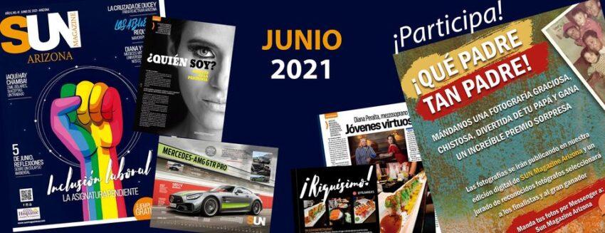 SUNMAGAZINEAZ JUNIO 2021
