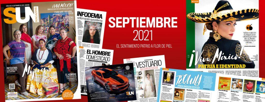 SUNMAGAZINEAZ SEPTIEMBRE 2021