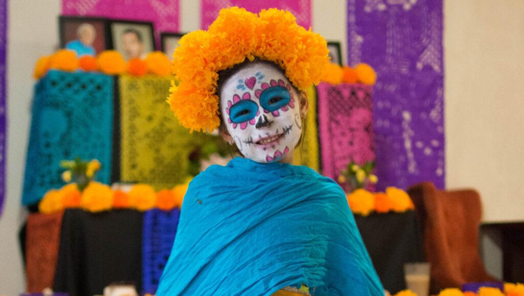 Halloween, una oportunidad para ayudar a nuestros niños a enfrentar sus miedos.